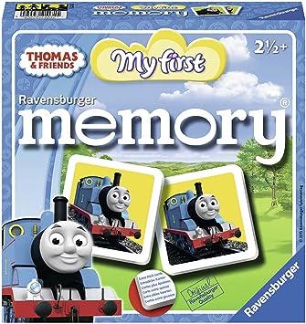 Ravensburger Thomas & Friends - Memory, Juego de Mesa 211715: Amazon.es: Juguetes y juegos