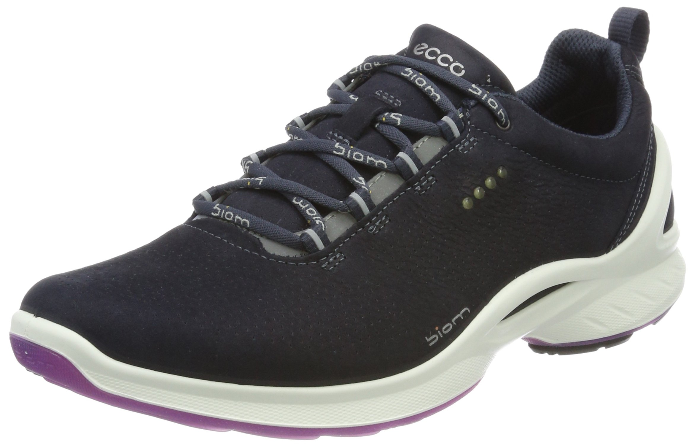 ECCO Women's Women's Biom Fjuel Train Walking Shoe, Navy, 41 EU/10-10.5 M US