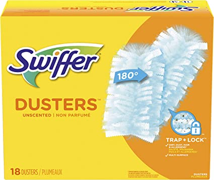 Swiffer Dusters Surface Refills, 18 Count