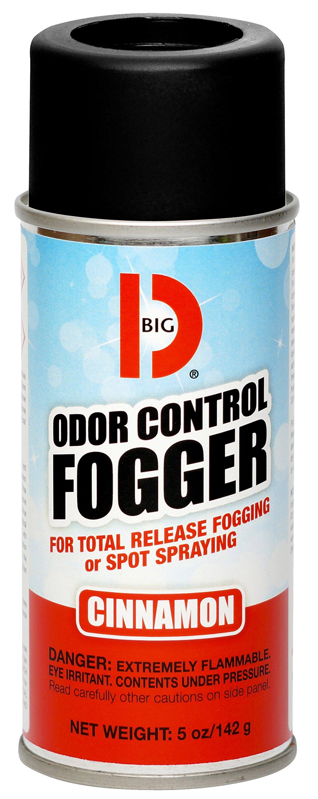 Big D Cinnamon Odor Control Fogger 5oz Can - 1 Can