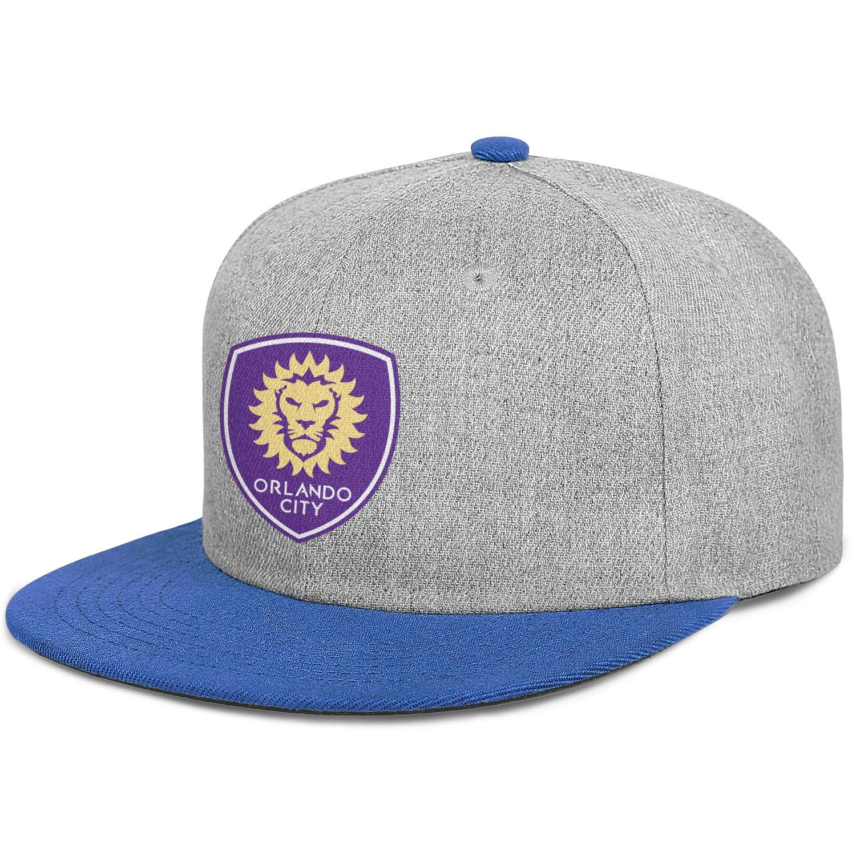 FengY LiJiCai Unisex Orlando-Cool-City One Size Cowboy Hat Superlite Trucker Cap Snapback Hat Football Hats