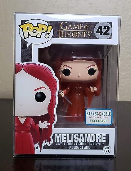 FunKo - Pop Game of Thrones 42 - 024753 - Figura de Melisandre de Juego de Tronos de Vinilo Transparente: Amazon.es: Juguetes y juegos