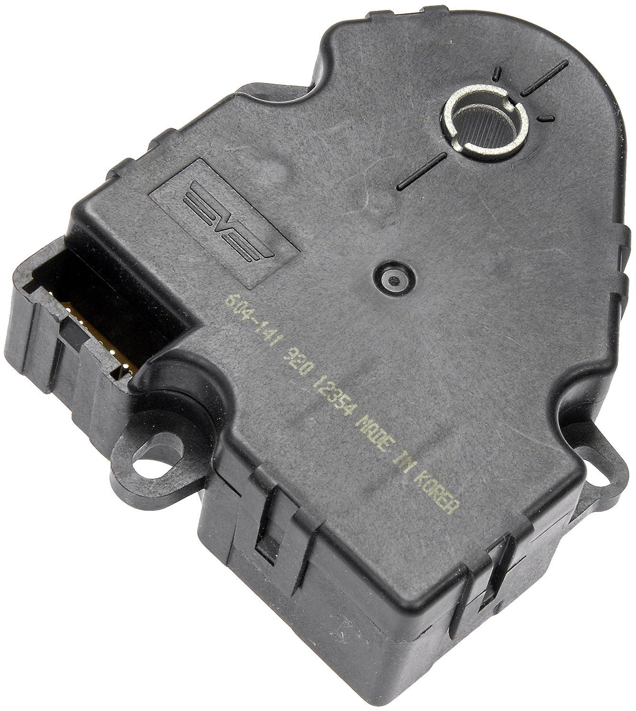 Dorman 604-141 HVAC Heater Blend Door Actuator Dorman - OE Solutions