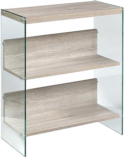 OneSpace 50 JN19BK3LO Escher Skye Bookshelf Light Oak