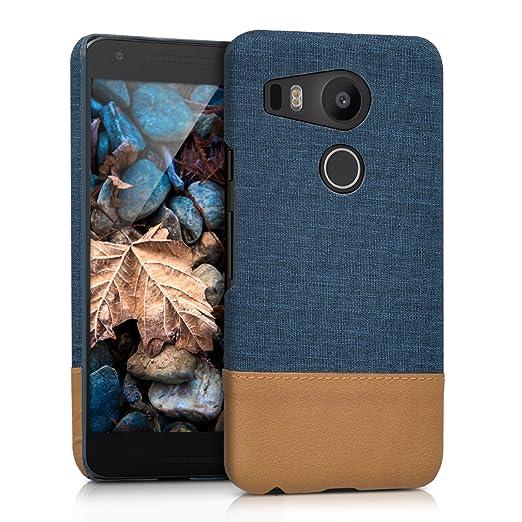 16 opinioni per kwmobile Cover rigida per LG Google Nexus 5X Custodia per cellulare- Back cover