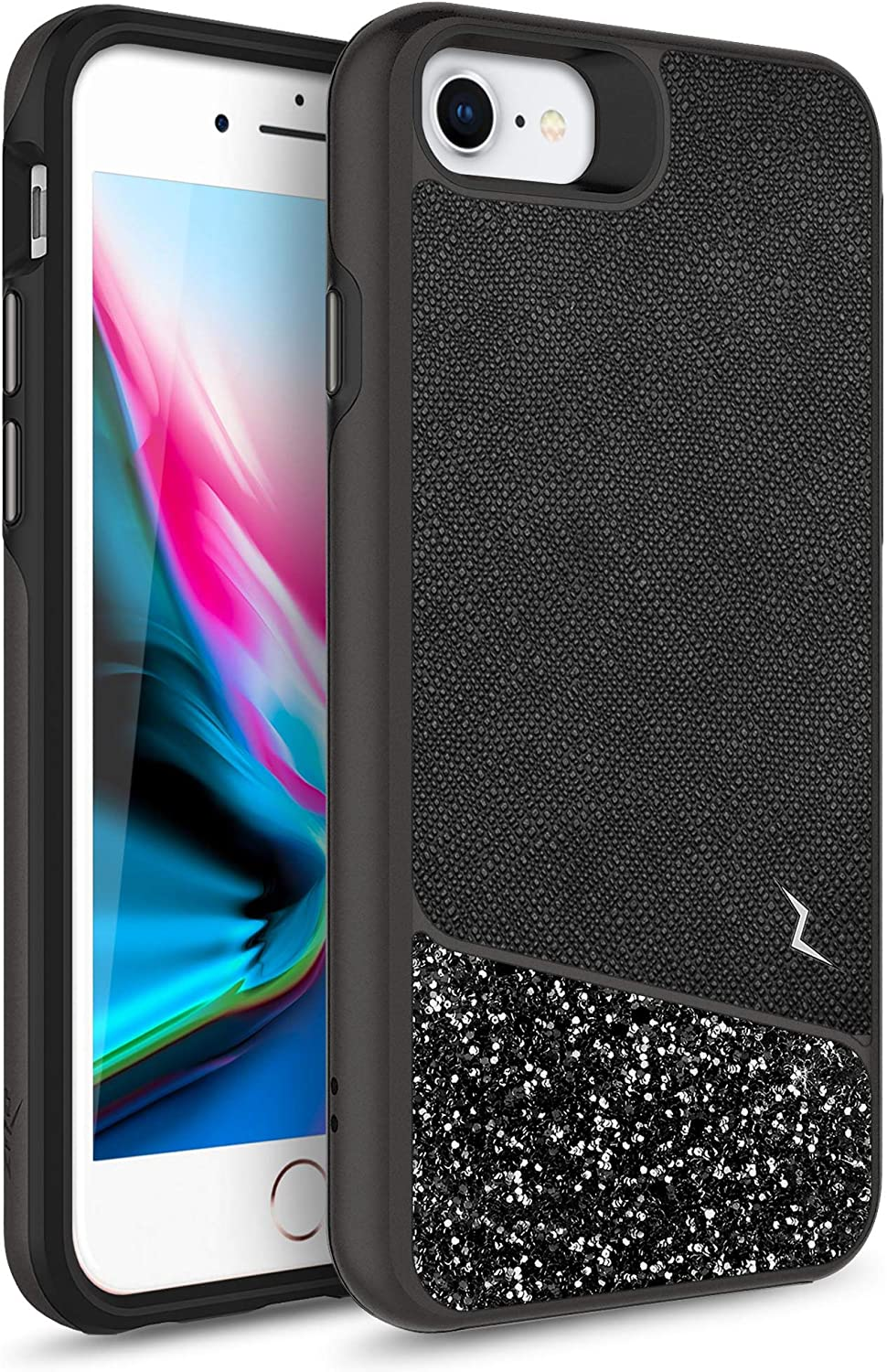 ZIZO Division Series for iPhone SE (2020) / iPhone 8 / iPhone 7 Case - Stellar