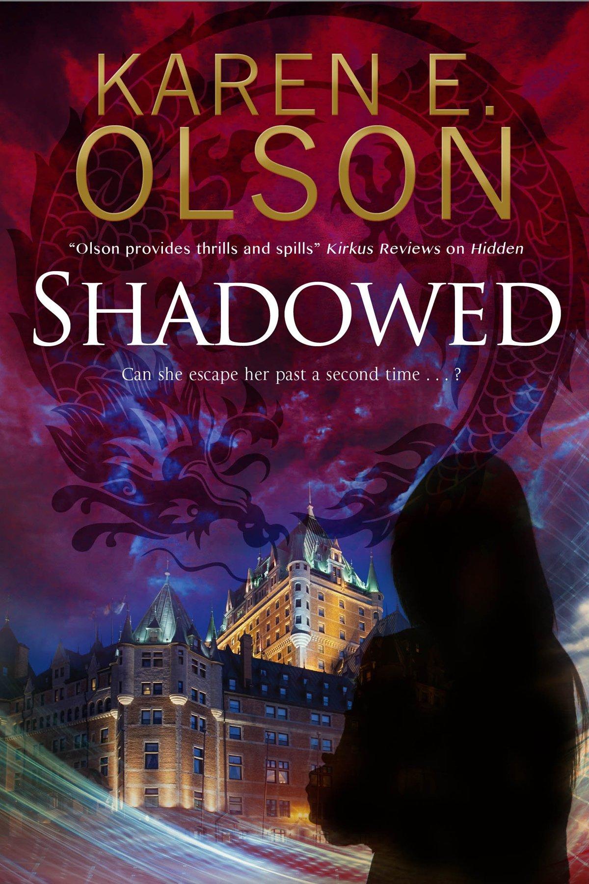 Download Shadowed: A thriller (A Black Hat Thriller) PDF