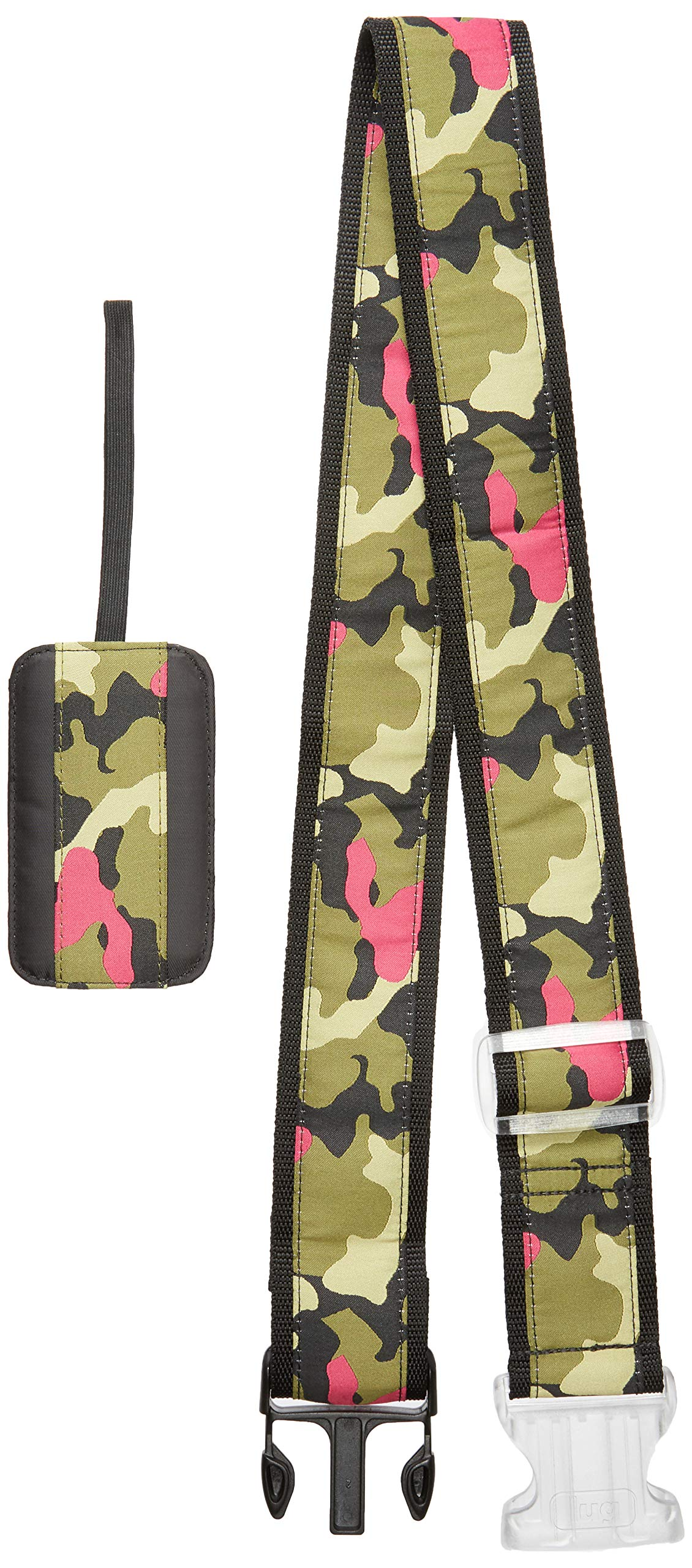 Lug Women's Baggage Claim Set, Camo Orchid by Lug