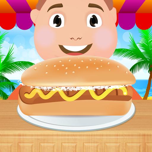 Hot Dog Restaurant Lite (Hotdog-topping)