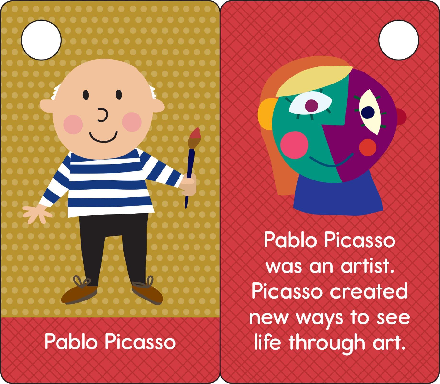 Amazon.com: Big Dreamers: SmartFlash™―Cards for Curious Kids ...