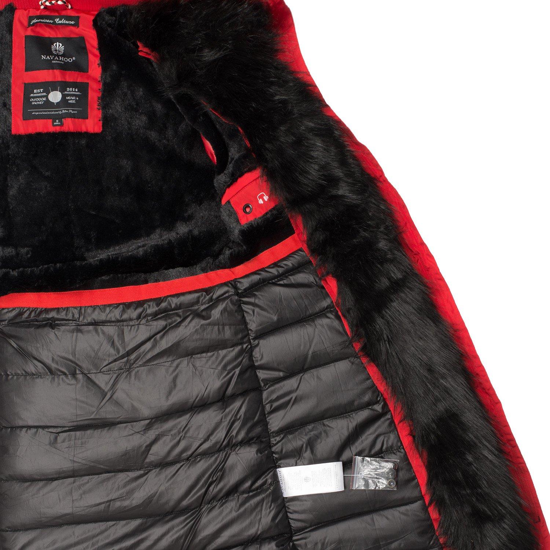 aed005c04f116 Women's Clothing Navahoo Warm Ladies Winter Jacket Cozy Lining Winter  Jacket Parka Coat B399