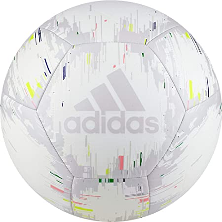 Sociología pistola frontera  adidas Capitano Ball 5 White: Amazon.co.uk: Sports & Outdoors