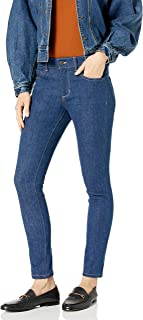 product image for SIWY Women's Lauren Midrise Skinny Jean in Crystal