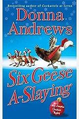 Six Geese A-Slaying: A Meg Langslow Christmas Mystery (Meg Langslow Mysteries Book 10) Kindle Edition