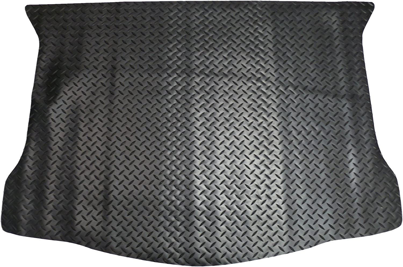 Black Trim Sakura WW1348 Rubber Boot Mat