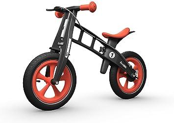FIRSTBIKE - Bicicleta de Equilibrio con Freno, Modelo Limited ...