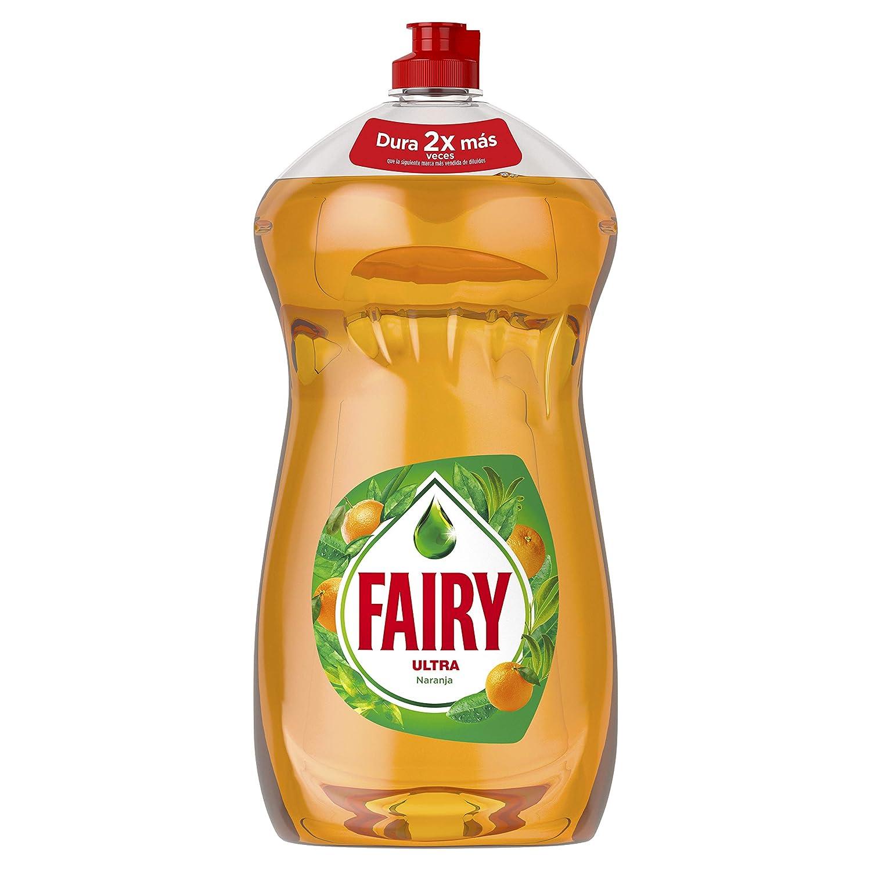 Lavavajillas concentrado a mano Fairy Ultra Aromas Naranja ...
