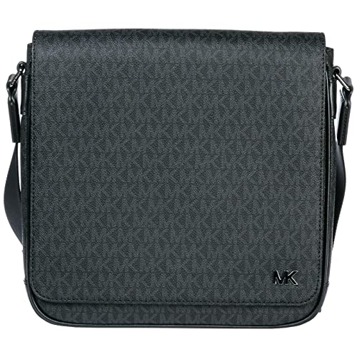 Michael Kors borsa uomo a tracolla borsello originale jet set nero   Amazon.it  Scarpe e borse a3bee3a1553