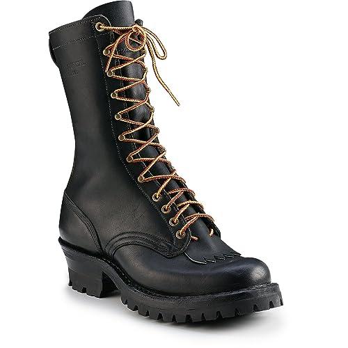 806f387fe3d Whites Boots Hathorn Smoke Jumper Boots Black