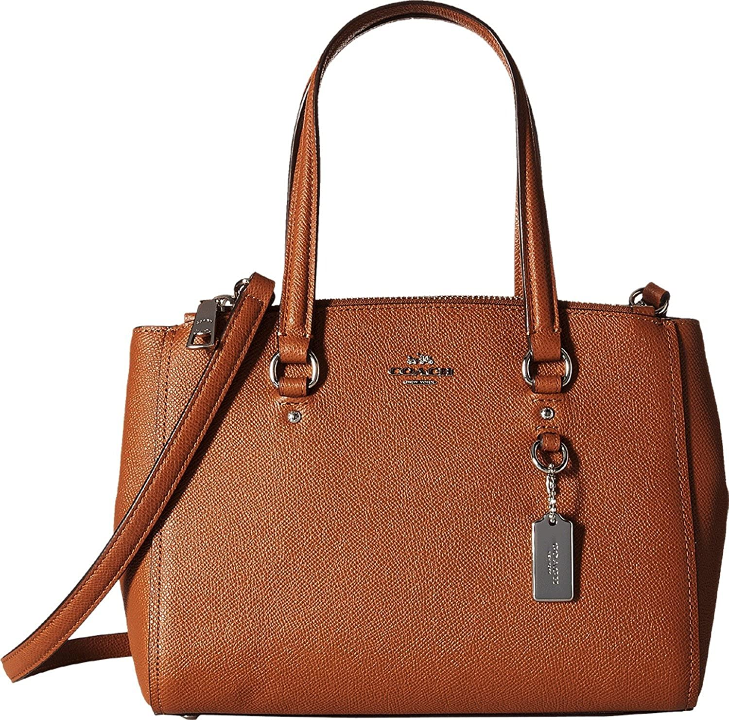 Coach Stanton Carryall 26 In Crossgrain Leather  Amazon.ca  Shoes   Handbags be38f1ca08c48