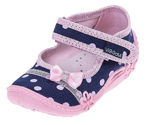 Viggami -Zapatos para Bebe Niñas -Plantilla de Cuero -Muchos ...