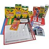 Back to School Supply Pack Bundle Kindergarten, First Grade, Second Grade