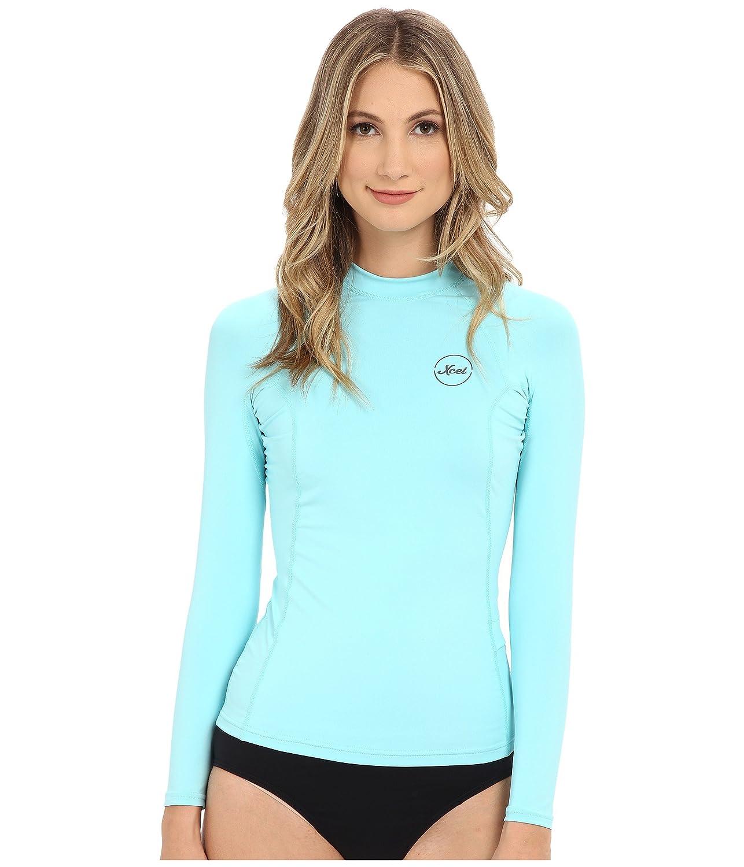 [エクセル ウェットスーツ] XCEL Wetsuits レディース Paradise UV Long Sleeve with Key Pocket 水着 [並行輸入品] B06XJTYF84 12 (XL)|Honey Dew