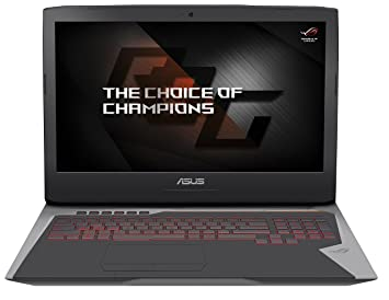 Asus ROG GL753VD-GC044T 17 Zoll Notebook