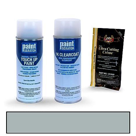 GM paint code WA707S DARK LABYRINTH METALLIC   Professional Touch Up Paint