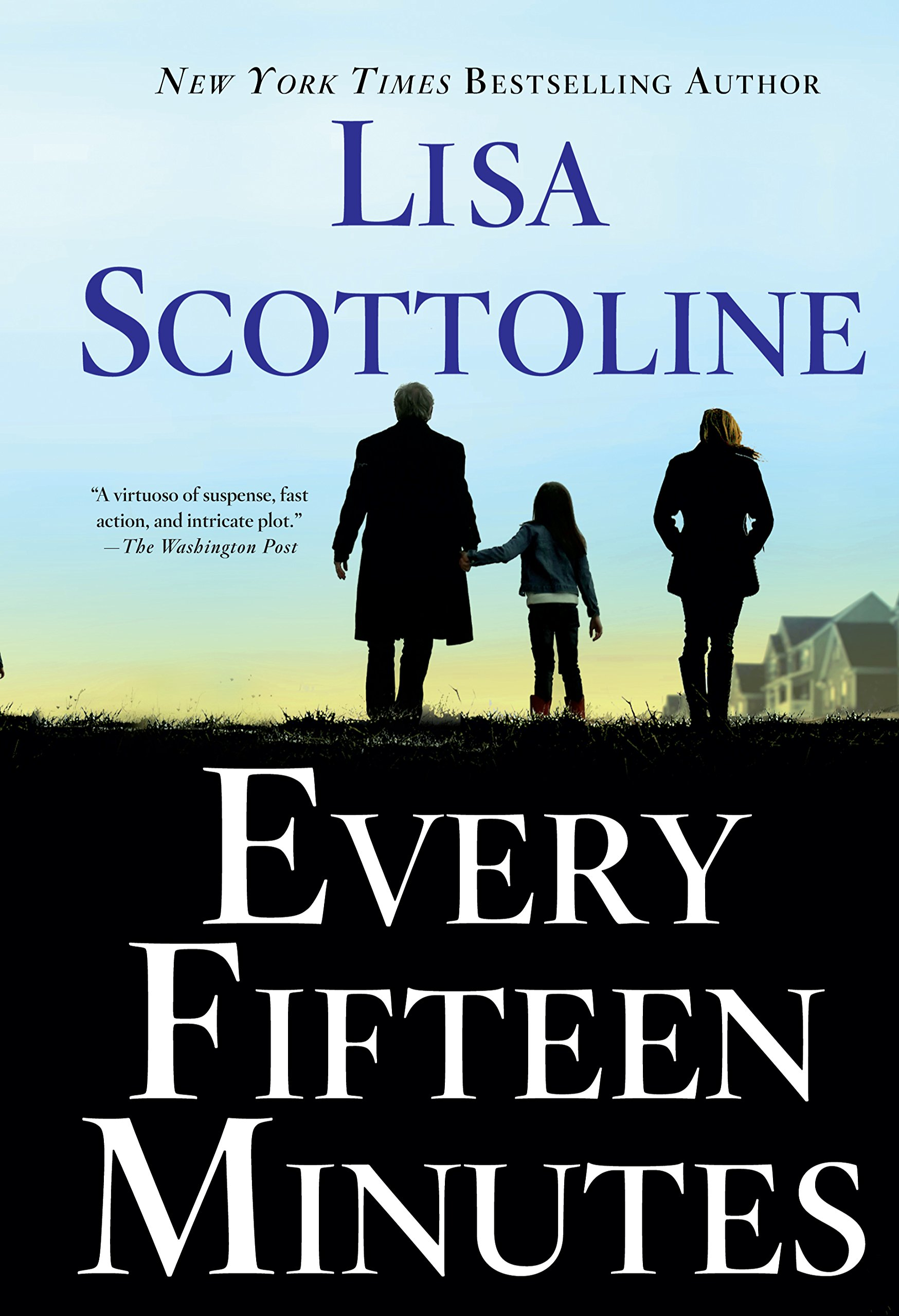 Read Online Every Fifteen Minutes (Thorndike Press large print basic) pdf