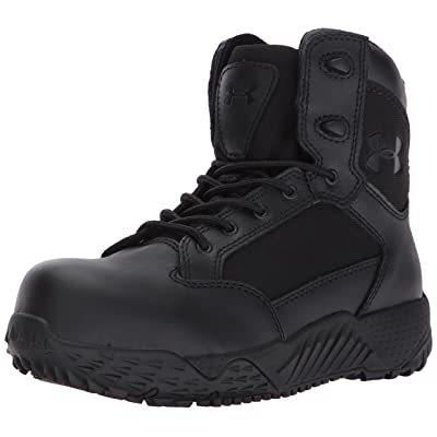Under Armour Women's Stellar Protect Military and Tactical Boot: Shoes