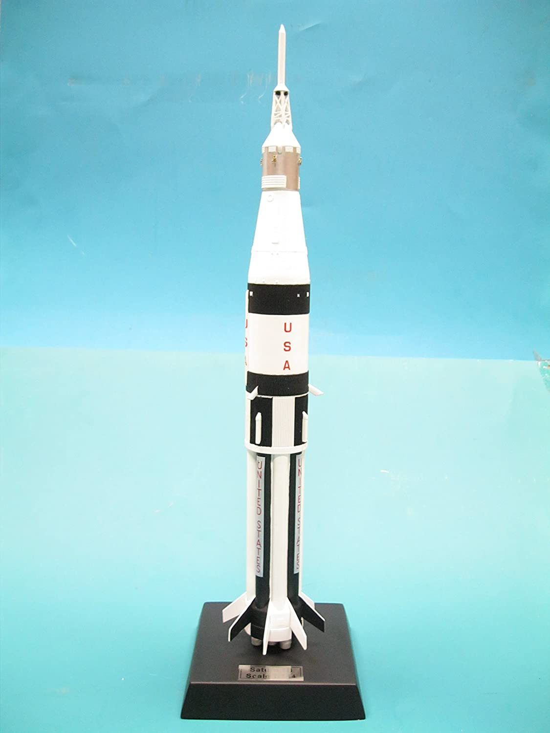 Executive Series NASA Saturn 1B Rocket 1:144 Scale E80744 Display Model