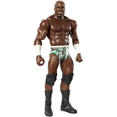 WWE Basic Apollo Crews Figure: Toys & Games