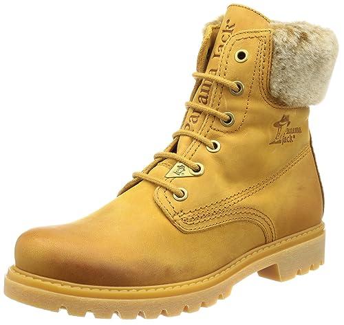 Panama Jack Felicia B7, Zapatos de Cordones Brogue para Mujer: Amazon.es: Zapatos y complementos