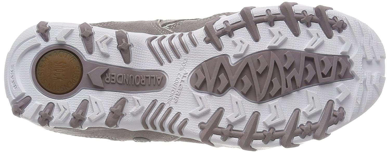 Allrounder by Mephisto Sneaker Damen Niwa Sneaker Mephisto Grau (Smog) a60e2b