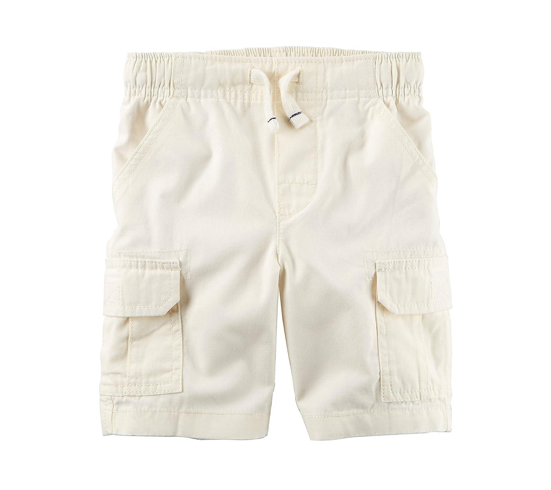 Carter's Boys' 2T-8 Cargo Shorts