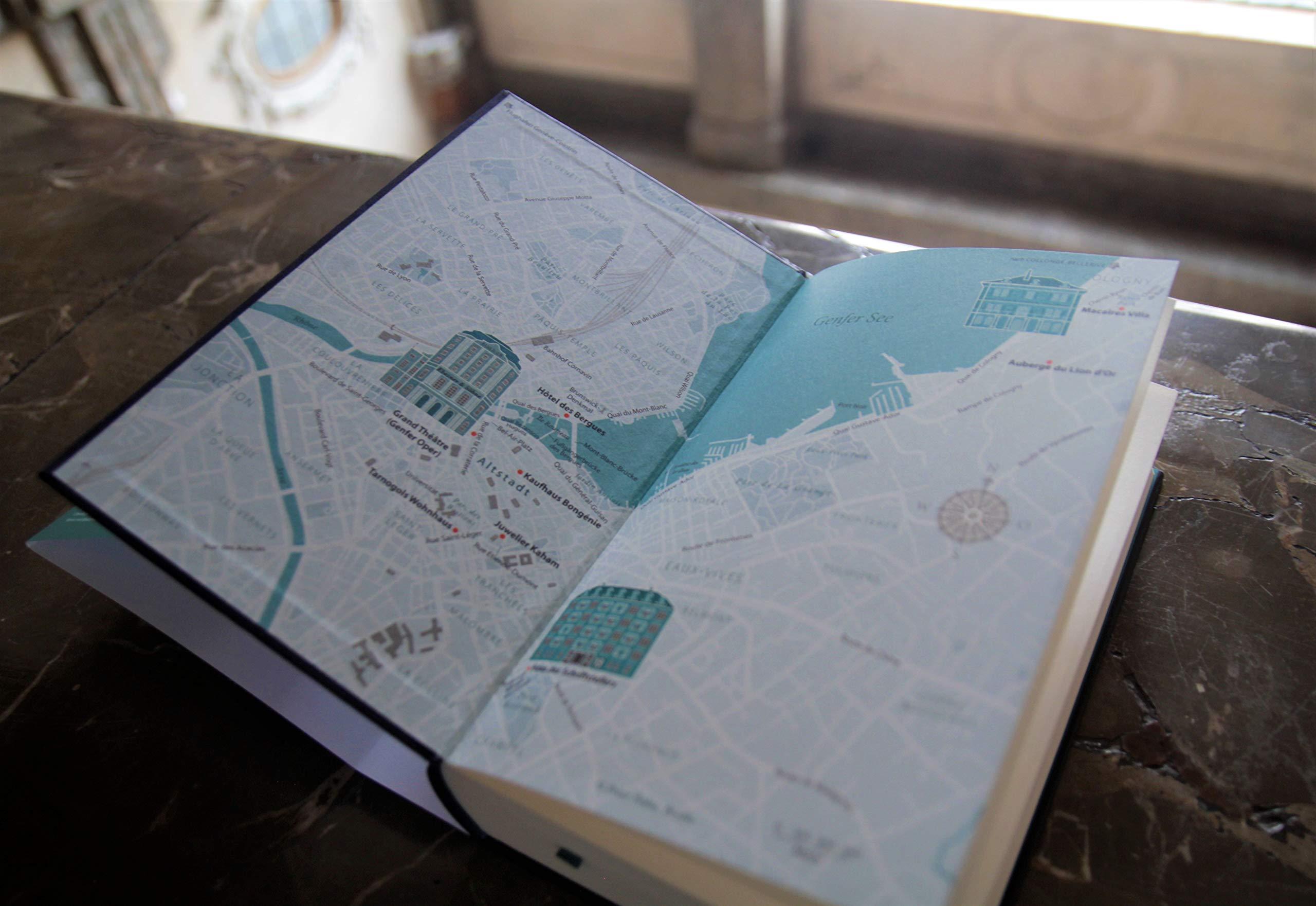 Das Geheimnis Von Zimmer 622 Roman Dicker Joël Thoma Amelie Meßner Michaela Bücher