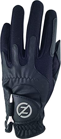 Black Full-Finger Gloves M 9 One Industries Zero