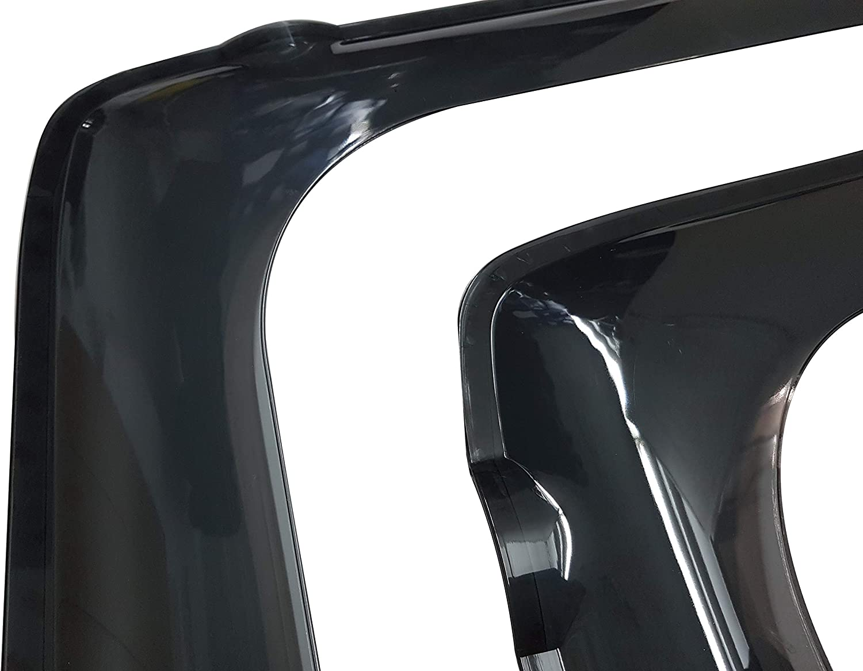 Specific Wind Deflectors Rain Window Side Winddeflectors Tinted for Truck Trucker Cabin Accessories Set of 2 Pcs