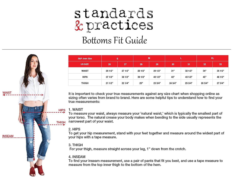 Standards /& Practices Modern Womens Denim Tencel Adjustable Hem Drawstring Skirt