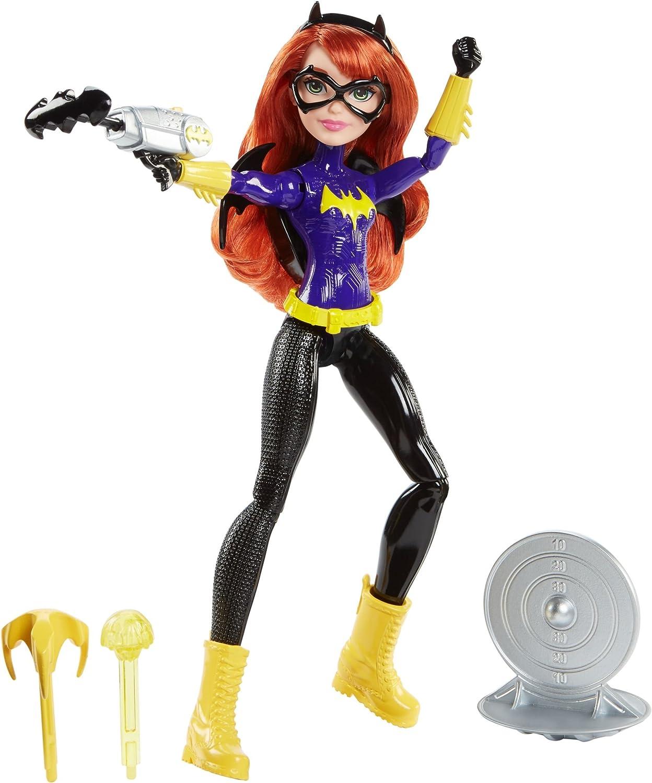 "Batgirl Superhero Girls Toy 15"" NEW DC Universe Toddler Doll BATMAN Gotham"