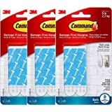 Command Large Water-Resistant Refill Strips, 12-Strip