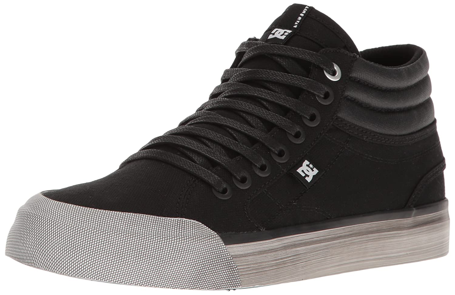 DC Women's Evan Hi Tx Se W Skate Shoe B01L3LVH42 5 B(M) US|Black Acid