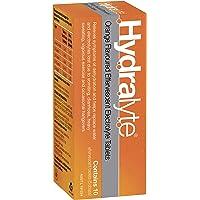 Hydralyte Effervescent Electrolyte Tablets Orange, 10 count