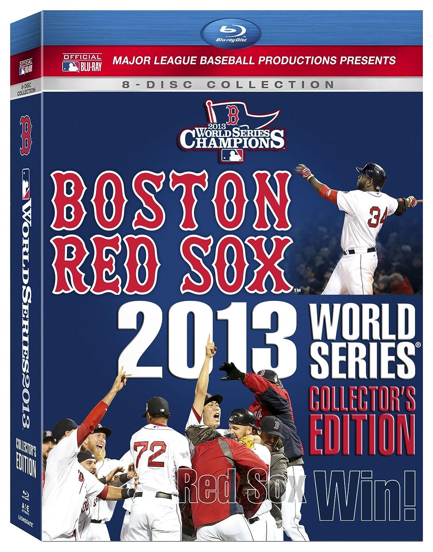 Boston Red Sox 2013 World Series Collectors Ed [Blu-ray] [Import] B00EYMNVFQ