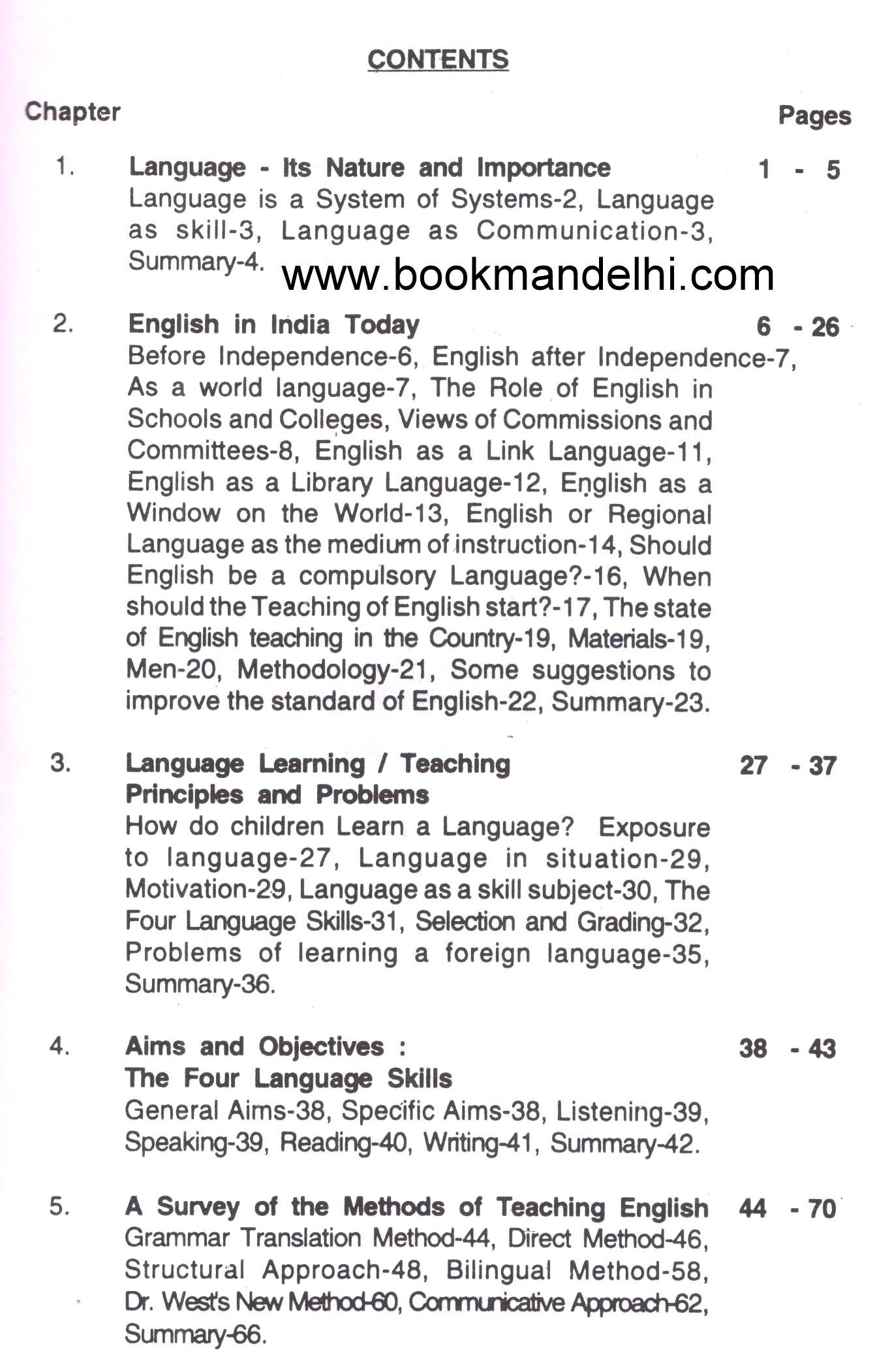 Amazon in: Buy Techniques of Teaching English Book Online at