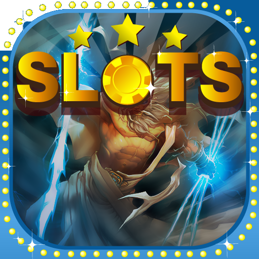 Real Deal Slots : Zeus Edition - Free Slots Game With A Big Jackpot For Your Kindle Fire Gambling Fix! from App Min
