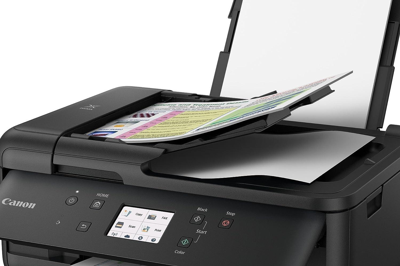 Impresora Multifuncional Canon PIXMA TR7550 Negra Wifi de ...