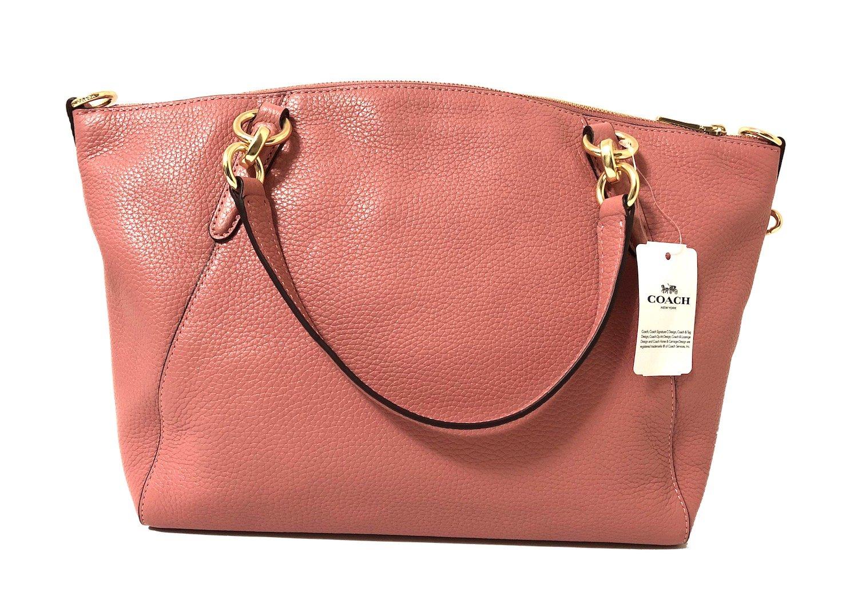 8973c44303 ... best coach 36625 pebble leather small kelsey satchel black handbags  amazon b345d e97ae