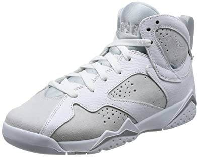 bd13b73d030d79 Jordan AIR 7 Retro BG Boys Sneakers 304774-034 (4.5 M US Big Kid